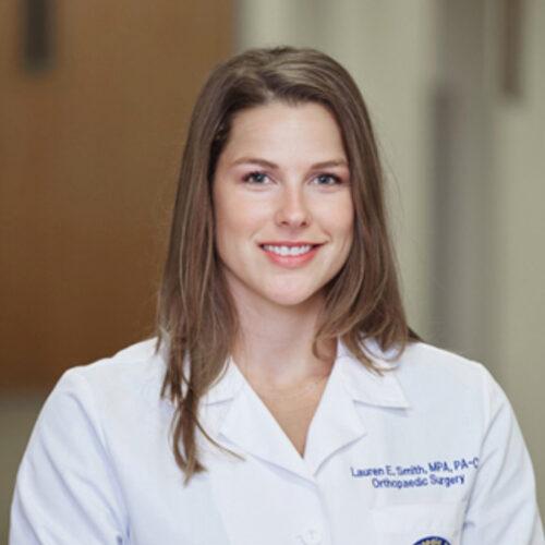 Lauren Smith, MPA, PA-C